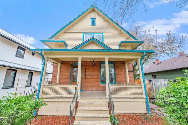 1652 S Emerson Street, Denver, CO 80210 (#5044555) :: Colorado Home Finder Realty