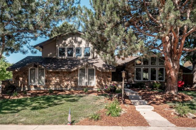7741 S Eudora Court, Centennial, CO 80122 (#5044560) :: The Galo Garrido Group