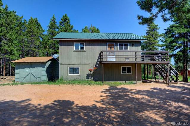 9328 Black Mountain Drive, Conifer, CO 80433 (MLS #5044673) :: Clare Day with Keller Williams Advantage Realty LLC