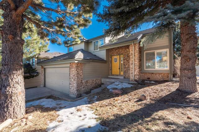 6453 Willow Broom Trail, Littleton, CO 80125 (#5044831) :: The Dixon Group