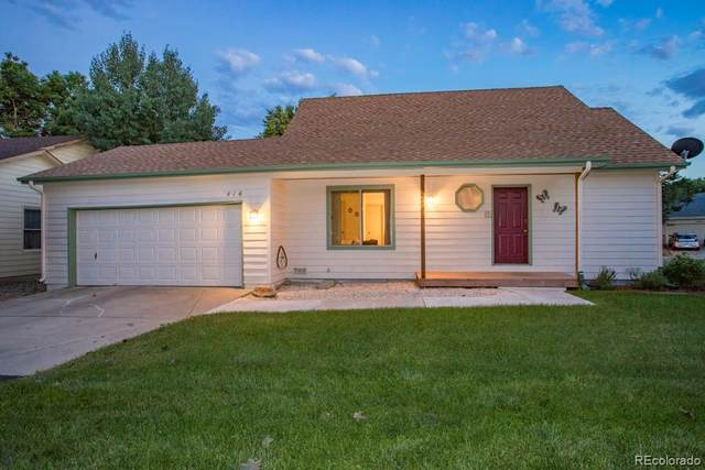 414 Radiant Drive, Loveland, CO 80538 (MLS #5044862) :: 8z Real Estate