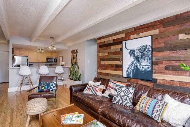 200 Pearl Street #107, Denver, CO 80203 (#5045125) :: Berkshire Hathaway Elevated Living Real Estate