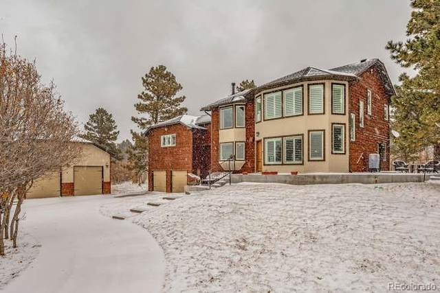 9817 Pine Valley Drive, Franktown, CO 80116 (MLS #5045640) :: 8z Real Estate