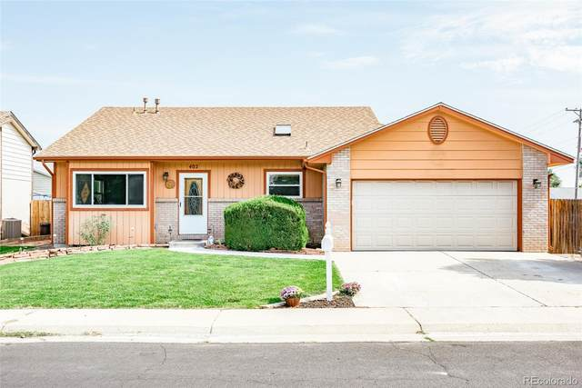 402 N 10th Avenue, Brighton, CO 80601 (#5045821) :: The Harling Team @ Homesmart Realty Group