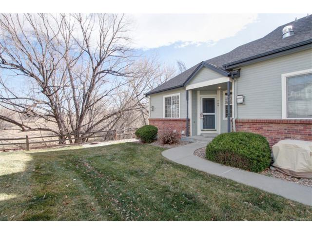 766 S Depew Street, Lakewood, CO 80226 (#5045995) :: ParkSide Realty & Management