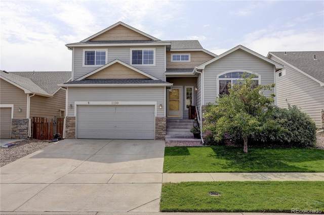 2250 Granite Drive, Lochbuie, CO 80603 (#5046121) :: The DeGrood Team
