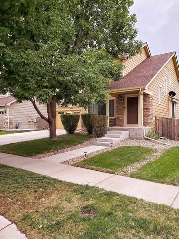 9572 E 112th Drive, Commerce City, CO 80640 (MLS #5046319) :: 8z Real Estate
