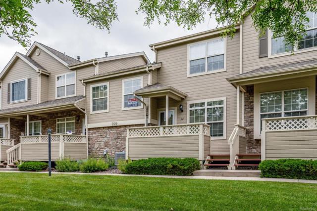 209 W Jamison Circle #32, Littleton, CO 80120 (MLS #5046395) :: 8z Real Estate