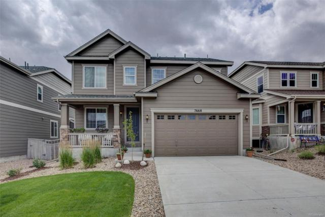 7668 Blue Water Lane, Castle Rock, CO 80108 (#5046689) :: The Heyl Group at Keller Williams