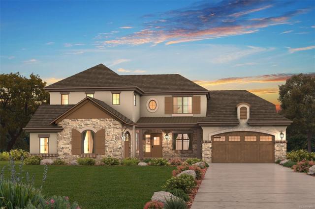 14422 Secluded Lane, Littleton, CO 80127 (#5046776) :: The HomeSmiths Team - Keller Williams