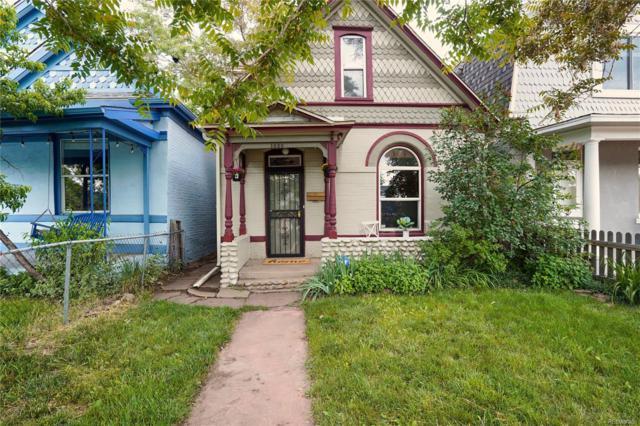 1020 Kalamath Street, Denver, CO 80204 (MLS #5046863) :: 8z Real Estate