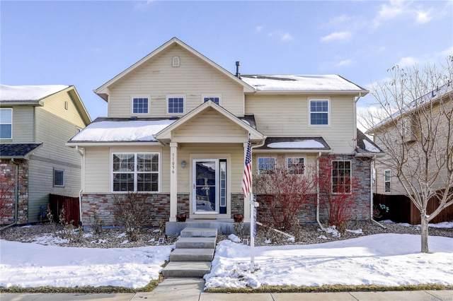 11056 Oakland Drive, Commerce City, CO 80640 (MLS #5047269) :: 8z Real Estate