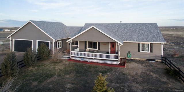 13400 County Road 182, Bennett, CO 80102 (MLS #5047293) :: 8z Real Estate