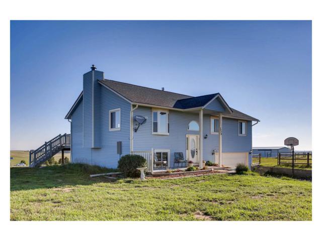 1279 Coronado Road, Elizabeth, CO 80107 (MLS #5047299) :: 8z Real Estate