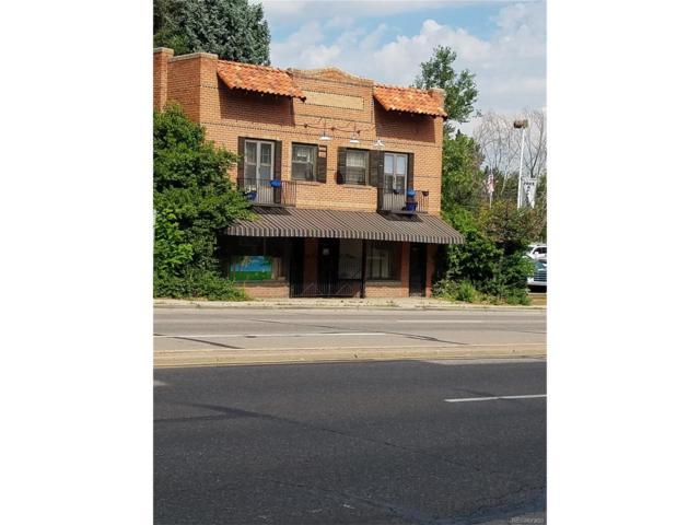 3663 S Broadway, Englewood, CO 80110 (MLS #5047455) :: 8z Real Estate