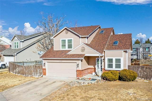10590 Eudora Way, Thornton, CO 80233 (#5047578) :: The Colorado Foothills Team | Berkshire Hathaway Elevated Living Real Estate