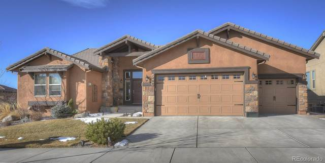 1408 Yellow Tail Drive, Colorado Springs, CO 80921 (#5047678) :: Berkshire Hathaway HomeServices Innovative Real Estate