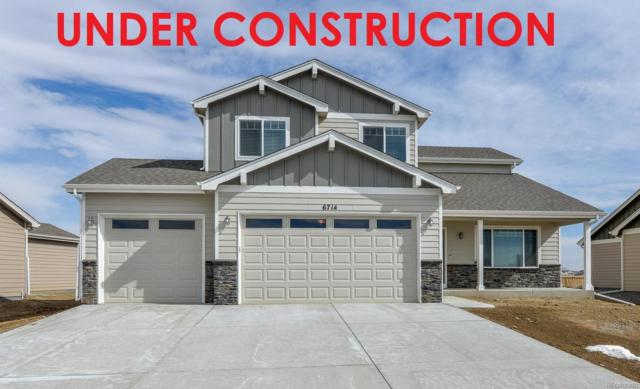 6806 Cattails Drive, Wellington, CO 80549 (#5047916) :: The Heyl Group at Keller Williams