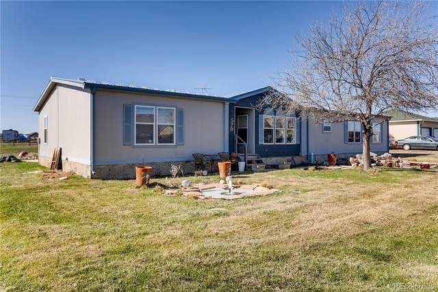 579 S Owens Circle, Byers, CO 80103 (MLS #5048230) :: 8z Real Estate