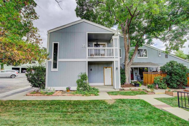2557 S Dover Street #35, Lakewood, CO 80227 (MLS #5048322) :: 8z Real Estate