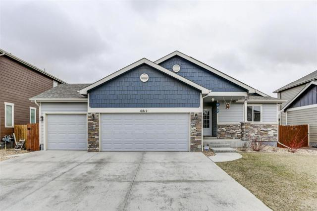 6812 Sequoia Street, Frederick, CO 80530 (#5048392) :: The DeGrood Team
