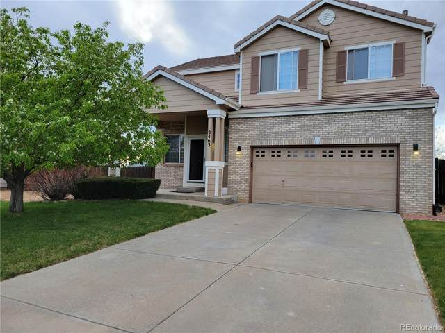 2463 S Andes Circle, Aurora, CO 80013 (MLS #5048408) :: Kittle Real Estate