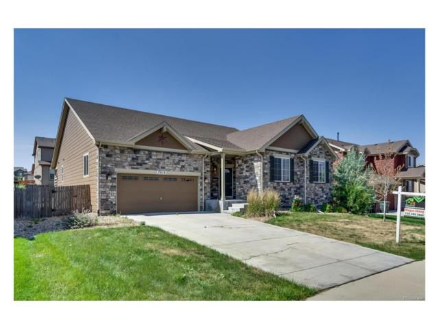 7610 E 123rd Avenue, Thornton, CO 80602 (MLS #5048608) :: 8z Real Estate