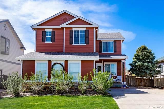 5538 Longs Peak Street, Brighton, CO 80601 (#5048824) :: Venterra Real Estate LLC