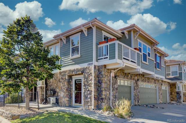 12837 Mayfair Way A, Englewood, CO 80112 (#5048908) :: Real Estate Professionals