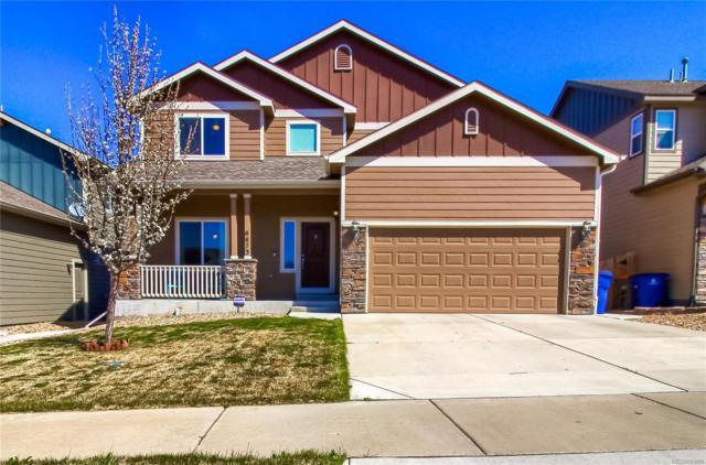 6673 13th Street, Frederick, CO 80530 (#5049038) :: The Peak Properties Group