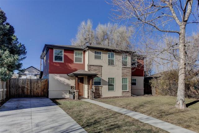 759 Poplar Street, Denver, CO 80220 (#5049311) :: The HomeSmiths Team - Keller Williams