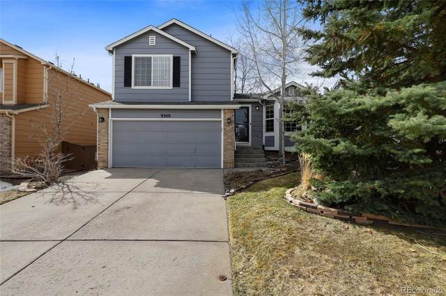 9340 Cove Creek Drive, Highlands Ranch, CO 80129 (#5049337) :: The Dixon Group