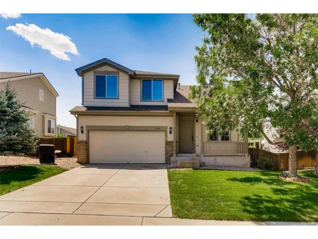 4391 S Himalaya Circle, Aurora, CO 80015 (MLS #5049364) :: 8z Real Estate
