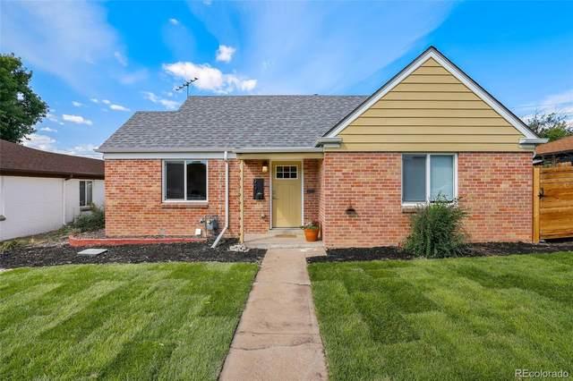 901 Quebec Street, Denver, CO 80220 (#5049390) :: Wisdom Real Estate