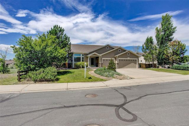 1742 Parkdale Circle, Erie, CO 80516 (#5049424) :: The DeGrood Team