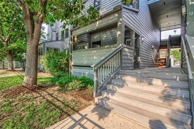 2 Acoma Street #11, Denver, CO 80223 (MLS #5049627) :: Neuhaus Real Estate, Inc.