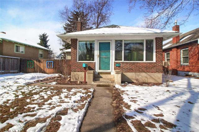 1853 S Emerson Street, Denver, CO 80210 (#5049648) :: HomeSmart Realty Group