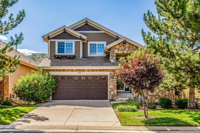 9825 S Iris Court, Littleton, CO 80127 (MLS #5049697) :: 8z Real Estate