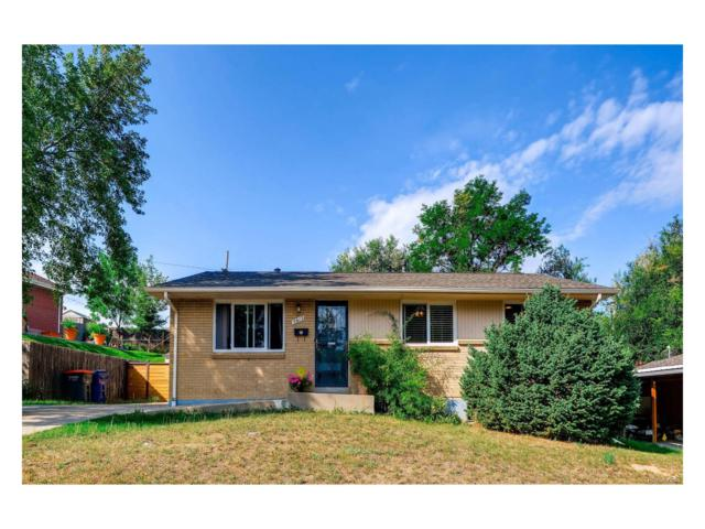 5615 Jellison Street, Arvada, CO 80002 (#5049945) :: The Pete Cook Home Group