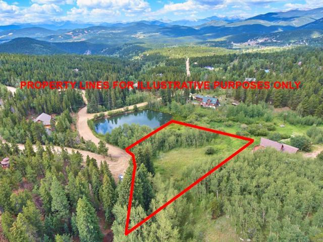 Hughesville Road, Black Hawk, CO 80422 (#5049971) :: The Peak Properties Group