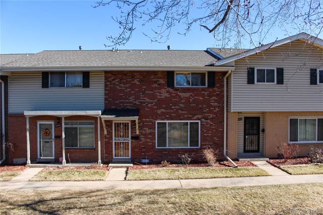 3950 S Yosemite Street, Denver, CO 80237 (#5049982) :: Bring Home Denver with Keller Williams Downtown Realty LLC