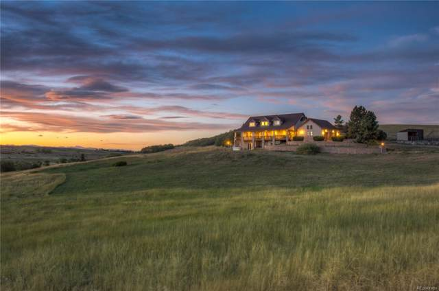 5750 Lambert Ranch Trail, Sedalia, CO 80135 (#5050403) :: The DeGrood Team