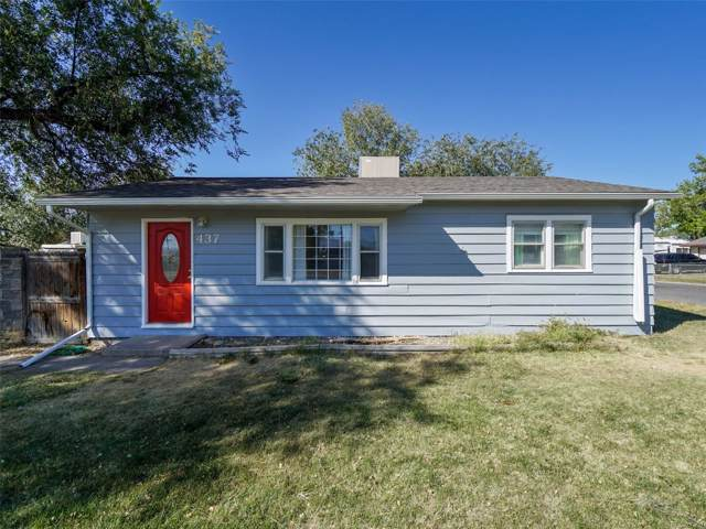 437 30 Road, Grand Junction, CO 81504 (#5050602) :: RazrGroup
