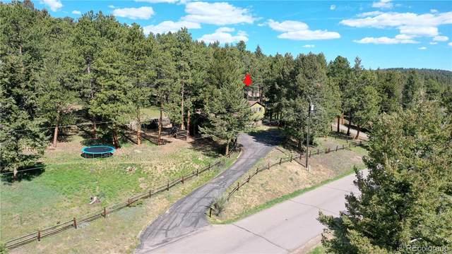 7975 Native Dancer Trail, Evergreen, CO 80439 (#5051122) :: Wisdom Real Estate