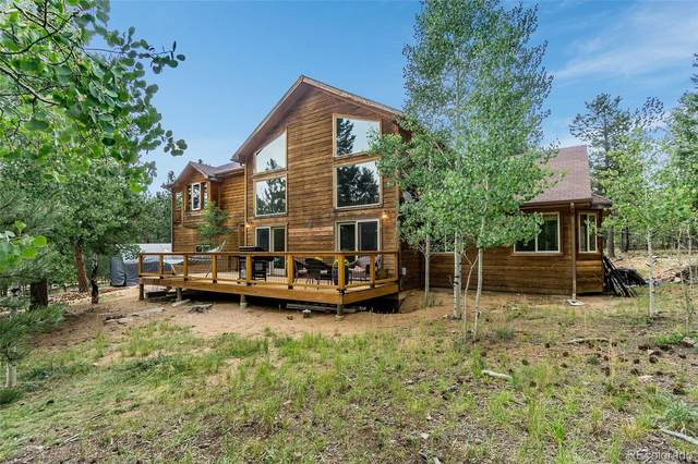 277 Rustlers Road, Bailey, CO 80421 (#5051487) :: Berkshire Hathaway Elevated Living Real Estate