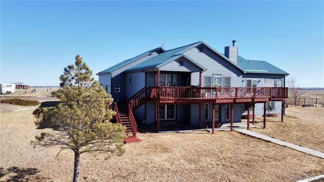 32100 Private Road 55, Kiowa, CO 80117 (#5051612) :: Berkshire Hathaway HomeServices Innovative Real Estate