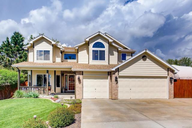 8687 S Zephyr Street, Littleton, CO 80128 (MLS #5051769) :: 8z Real Estate