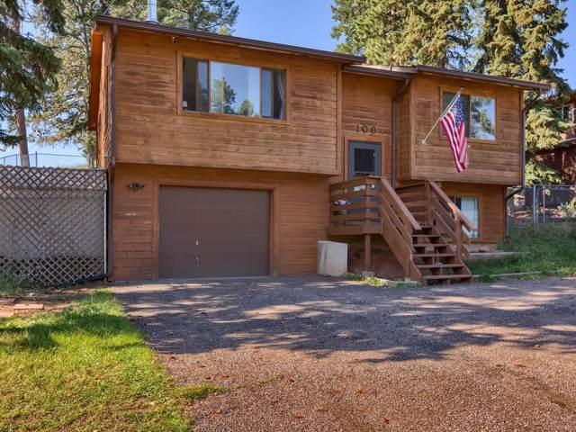 109 E Chester Avenue, Woodland Park, CO 80863 (MLS #5051821) :: 8z Real Estate