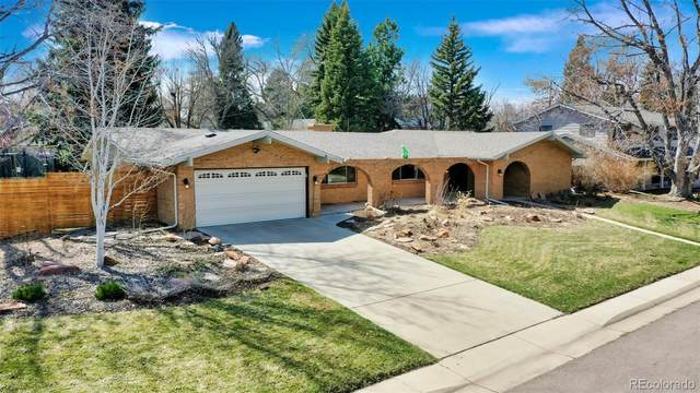5714 W Rowland Place, Littleton, CO 80128 (#5051888) :: The Griffith Home Team