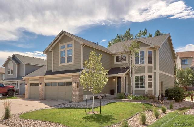1531 Short Grass Court, Castle Rock, CO 80109 (#5052341) :: Compass Colorado Realty